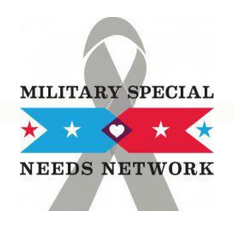 military special needs network logo
